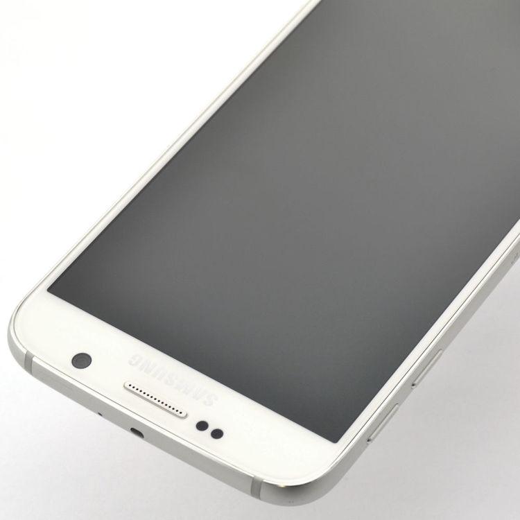 Samsung Galaxy S6 32GB Vit - BEG - GOTT SKICK - OLÅST