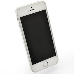 iPhone 5S 16GB Silver - BEG - ANVÄNT SKICK - OLÅST