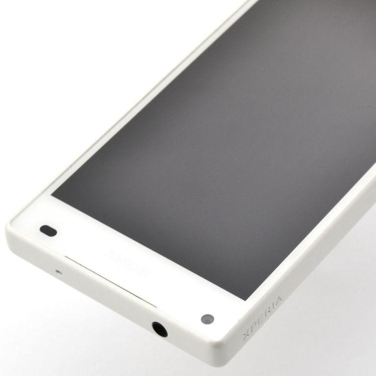 Sony Xperia Z5 Compact 32GB Vit - BEG - GOTT SKICK - OLÅST