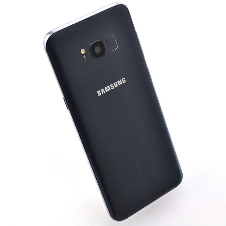 Samsung Galaxy S8 Plus 64GB Orchid Gray - BEG - ANVÄNT SKICK - OLÅST