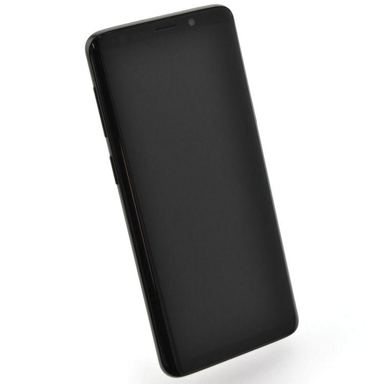 Samsung Galaxy S9 64GB Dual SIM Svart - BEG - FINT SKICK - OLÅST