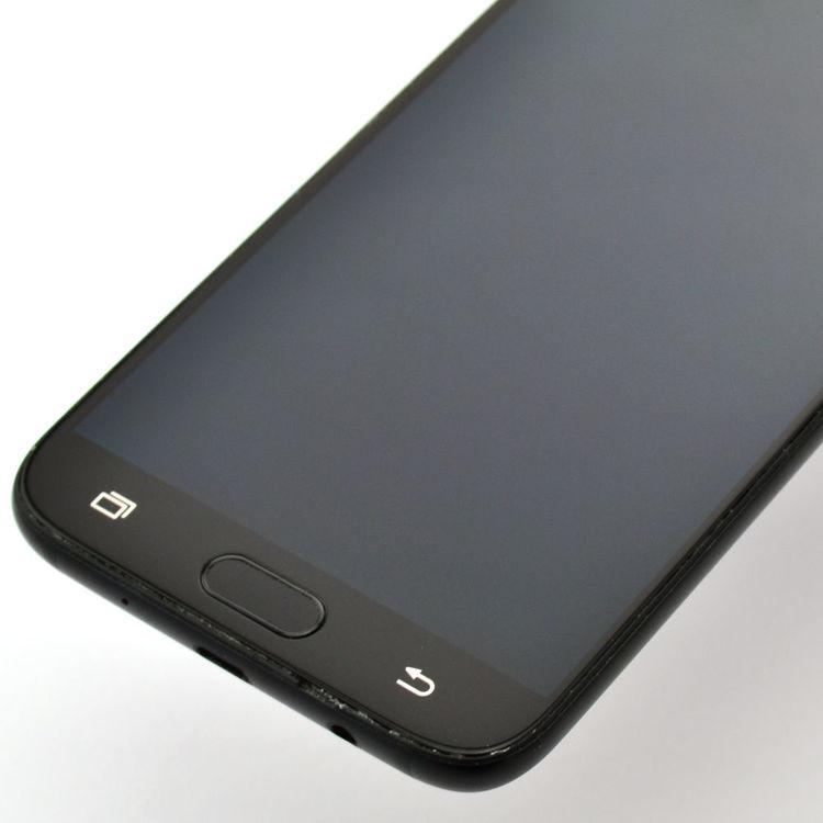Samsung Galaxy J7 (2017) 16GB Dual SIM Svart - BEG - GOTT SKICK - OLÅST