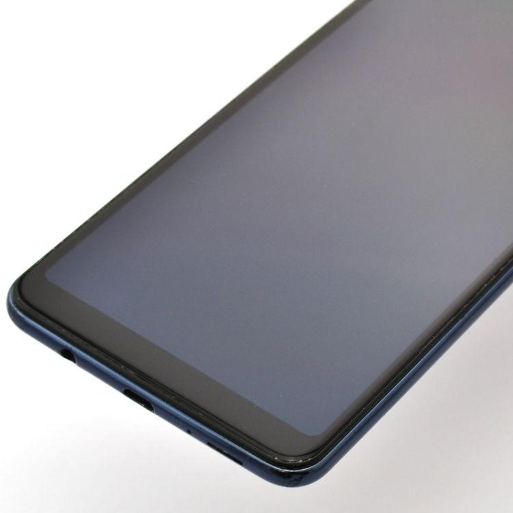 Samsung Galaxy A7 (2018) 64GB Dual SIM Svart - BEG - GOTT SKICK - OLÅST
