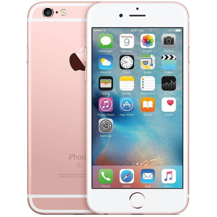 iPhone 6S 16GB Rosa Guld - BEG - GOTT SKICK - OLÅST