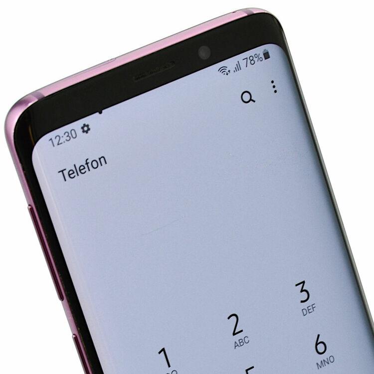 Samsung Galaxy S9 64GB Dual SIM Lila - BEG - GOTT SKICK - OLÅST