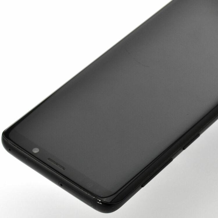 Samsung Galaxy S9 64GB Dual SIM Svart - BEG - GOTT SKICK - OLÅST
