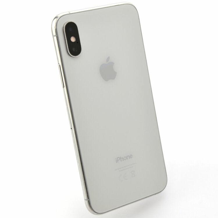 iPhone XS 256GB Silver - BEG - GOTT SKICK - OLÅST
