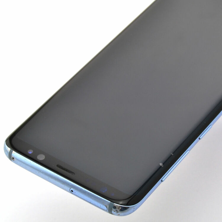 Samsung Galaxy S8 64GB Blå - BEG - ANVÄNT SKICK - OLÅST