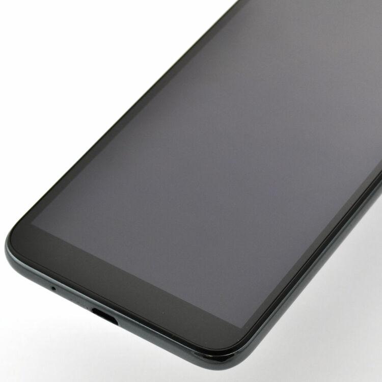 Motorola Moto e6 Play 32GB Dual SIM Stålsvart - BEG - GOTT SKICK - OLÅST