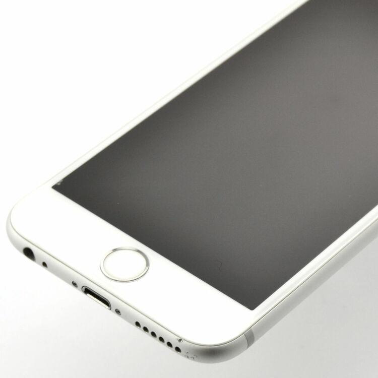 iPhone 6S 32GB Silver - BEG - GOTT SKICK - OLÅST