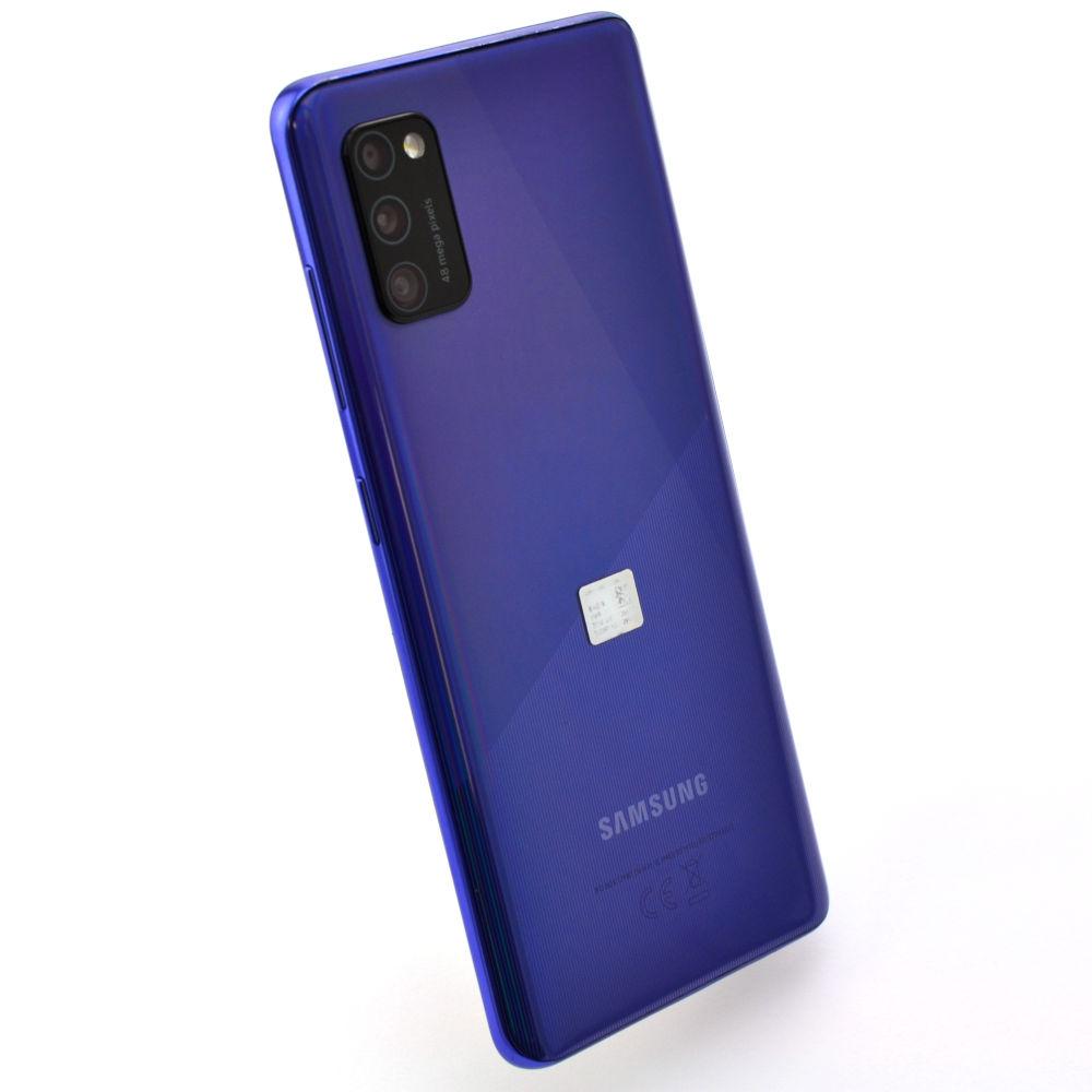 Samsung Galaxy A41 64GB Dual SIM Blå - BEG - GOTT SKICK - OLÅST