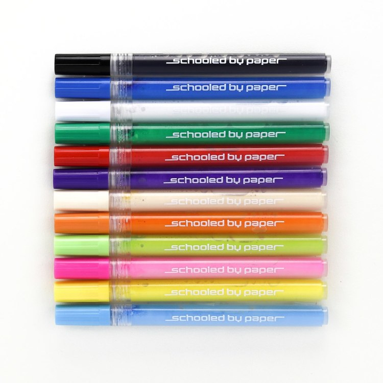 ACRYLIC PAINT MARKER (12-PACK)