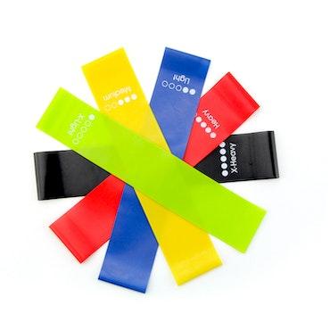 5 pack Träningsband