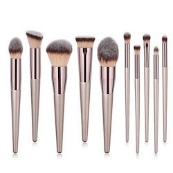 10 pcs Makeup Borstar
