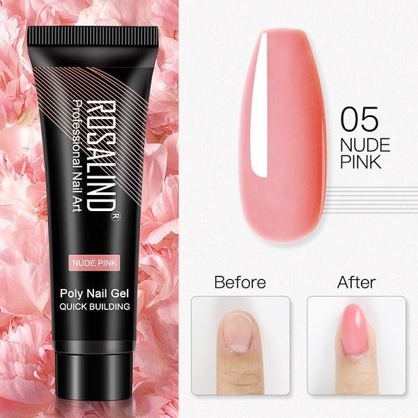 Polygel - 05 Nude Pink - 15 ml