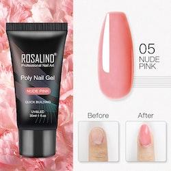 Polygel - 05 Nude Pink - 30 ml