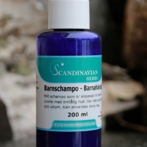 Barnschampo