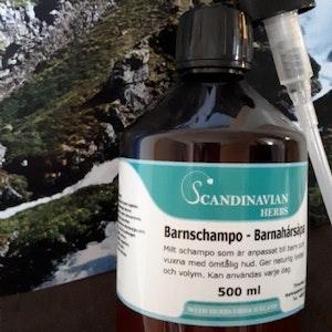 Barnschampo XL - 500 ml