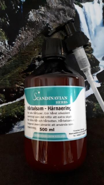 Hårbalsam XL - 500ml