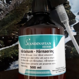 Hårbalsam XL - 500ml