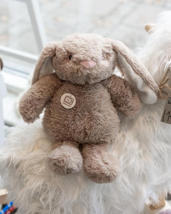 Teddy Heaters kanin