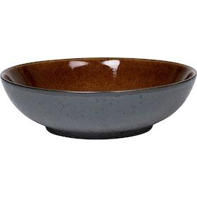 Bitz Salladsskål 24 cm Amber