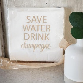 Save Water Servetter