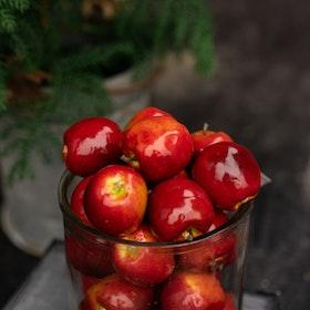 Dekoration äpple