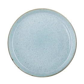 Bitz Assiett 21cm Ljusblå/Grå