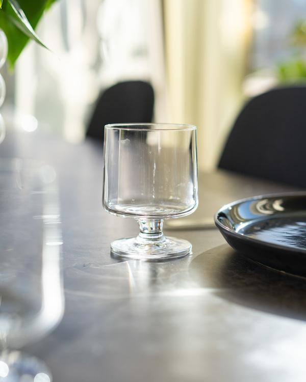 Stub glas 4-pack 21 cl, munblåst glas