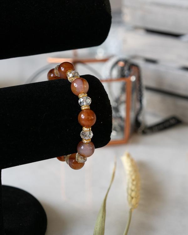 Armband Amberfärg