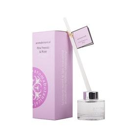 Doftpinnar Diffuser Aroma Botanical: Pink Freesia & Rose