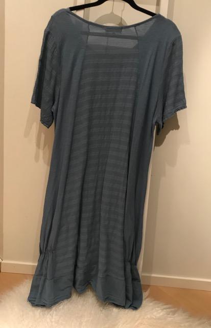 Blå klänning IDAR