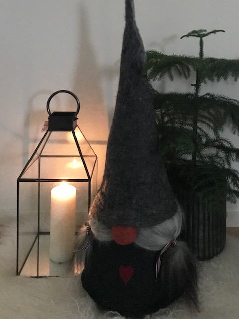 Vätten Olga Grå