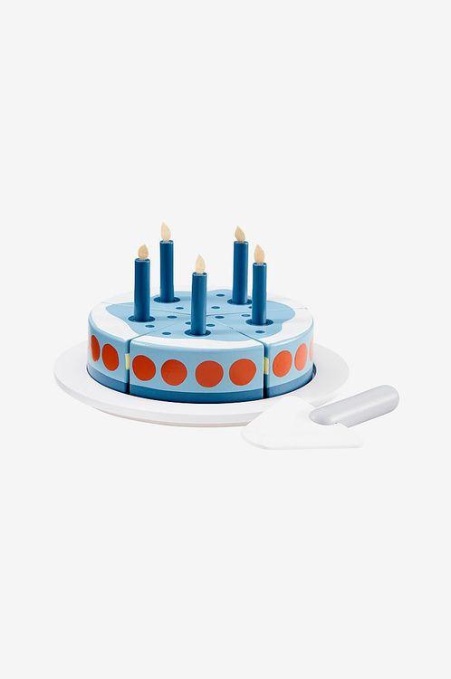 Tårta Blå