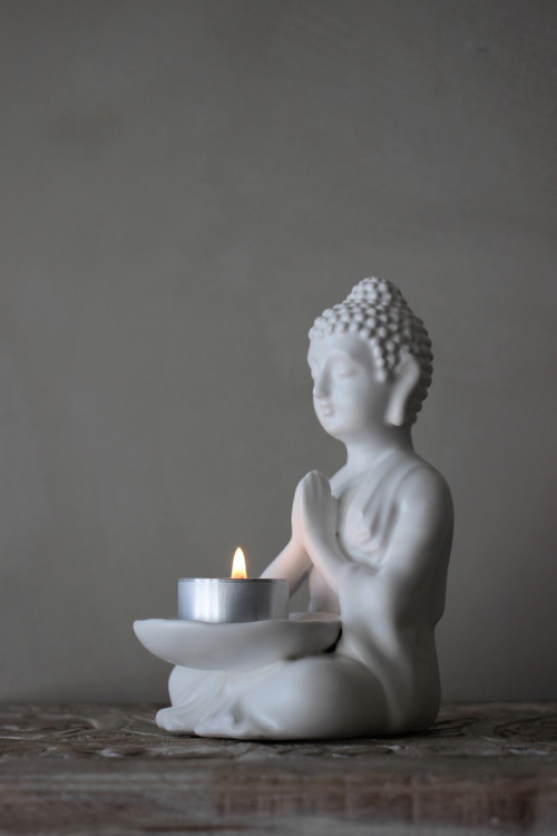 Majas Buddha Candelholder