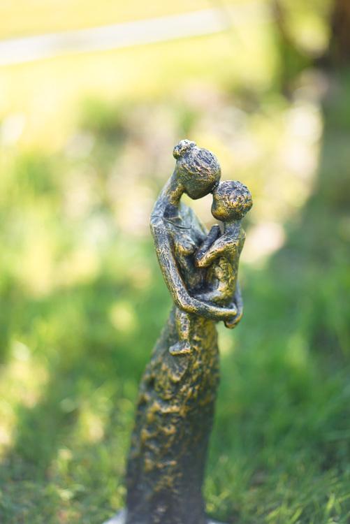 Cameri Mamma med barn