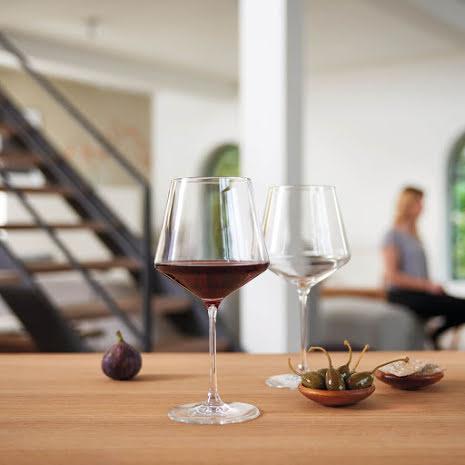 Burgundy Rödvinsglas, 730ml Puccini 6-pack