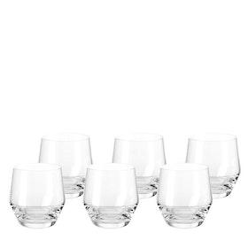 WH Tumbler glas 310 ml, Puccini 6-pack