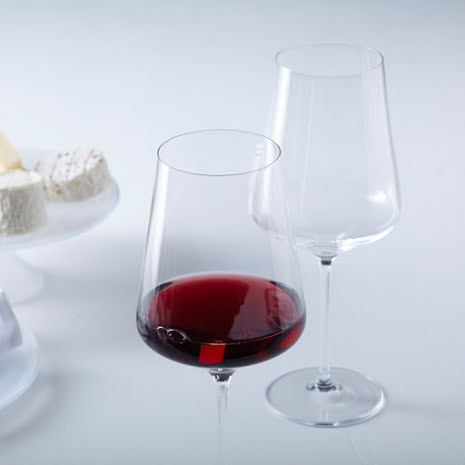 Rödvinsglas 750 ml, Puccini, 6-pack