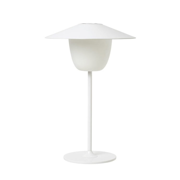 ANI LAMP,Mobil LED-Lampa, vit