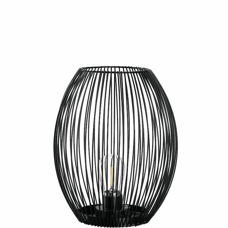 GB/Lantern 24 black with LED