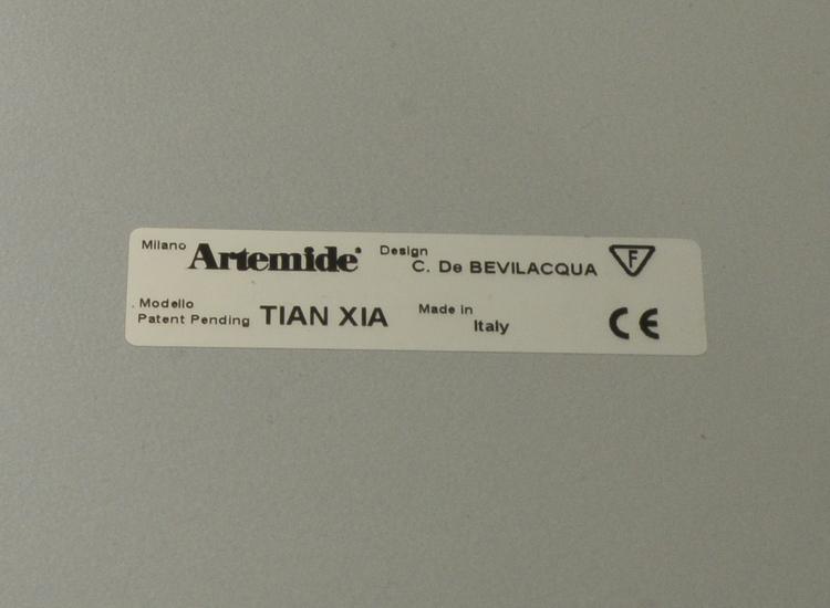 Taklampa, Artemide Tian Xia - Carlotta de Bevilacqua