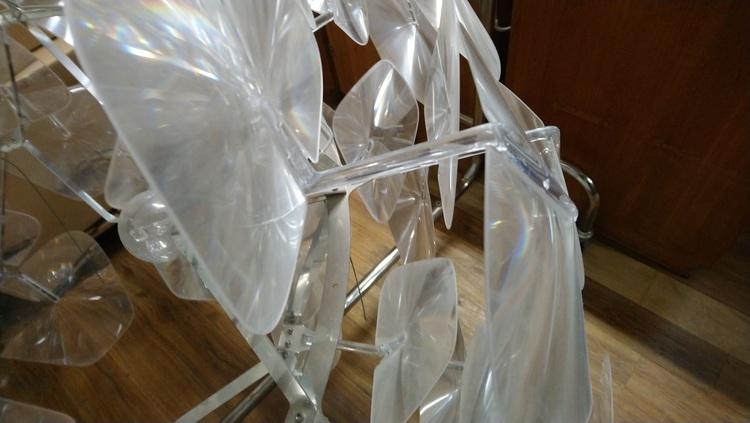 Taklampa, LucePlan Hope 110 cm - Gomez & Rizzatto