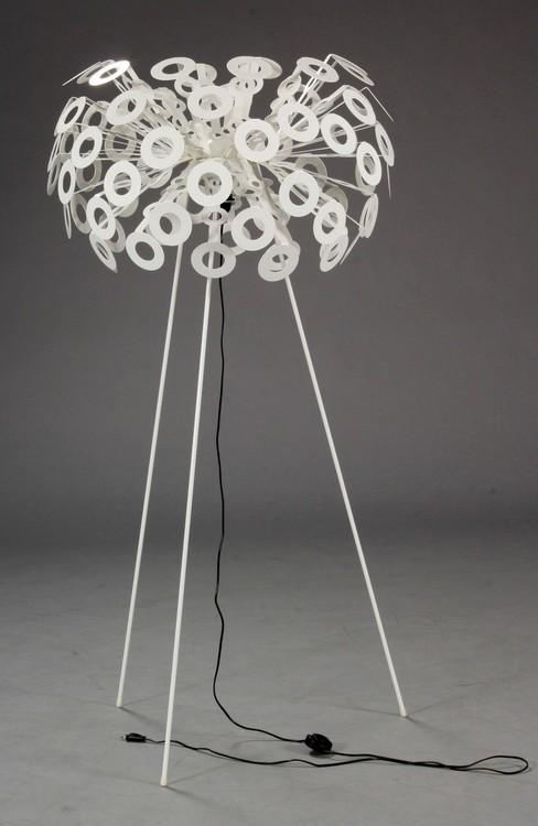 Hyr golvlampa, Moooi Dandelion - Richard Hutten