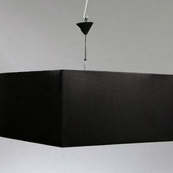 Hyr taklampa, Moooi Square Boon - Design Piet Boon