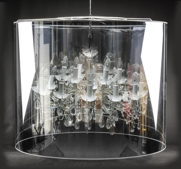 Hyr pendel, Moooi Light Shade Shade 95 - Droog Design & Jurgen Bay