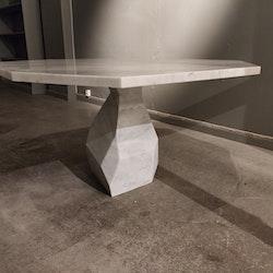 Bord, Ginger & Jagger Rock 140 cm - Carrara marmor