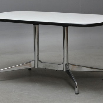 Hyr bord, Herman Miller Segmented Table - Eames