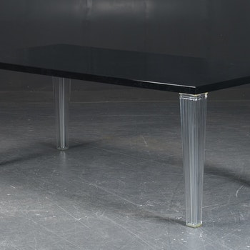 Hyr bord, Kartell Top Top 190 cm - Philippe Starck